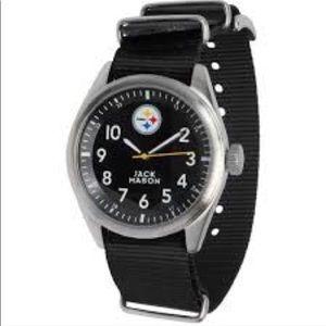 💛🖤NEW Jack Mason Pittsburgh Steelers Watch💛🖤